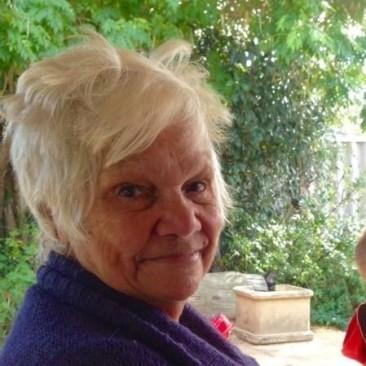 My beautiful Nanna.