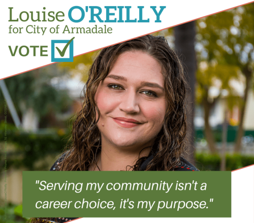 Louise O'Reilly For City of Armadale A4 poster_FINAL