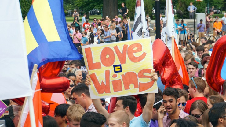 love equality wins